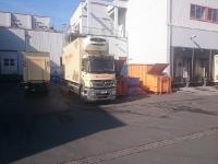 Gera Sternenbäck Containerstellfläche